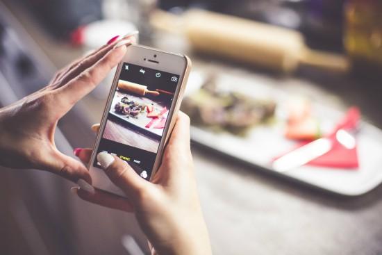 blogger comida