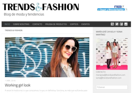 trendsandfashion blog