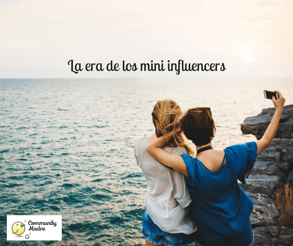 La era de los mini influencers