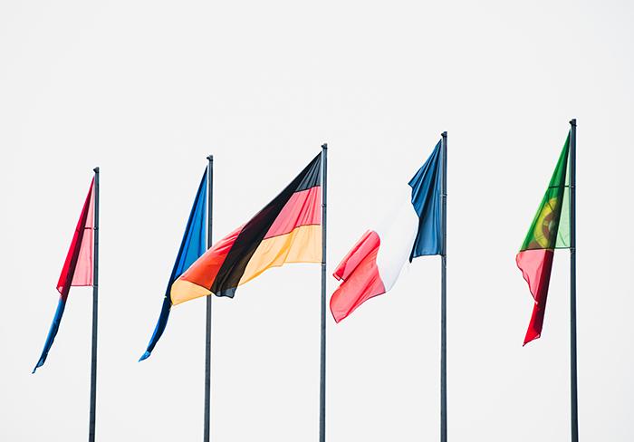banderas idiomas redes sociales